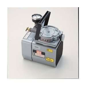 Diamond 1/8 HP, 24hg Vacuum Pump with Fittings for M 1/M 2