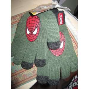 Marvel Spider man Boys Gloves (One Size) Toys & Games