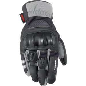 Spidi T Road Mens Leather/Vented Sports Bike Racing Motorcycle Gloves