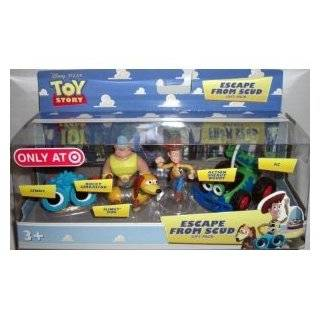 Disney Pixar Toy Story Galaxy Rescue gift pack Exclusive Toys & Games