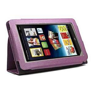 Leather Case Cover for Barnes and Noble NOOK Tablet + Screen Protector