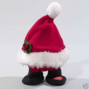 CHRISTMAS HOLIDAY KURT ADLER SINGING/DANCING SANTA HAT