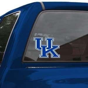 NCAA Kentucky Wildcats 8 Color Team Logo Car Decal