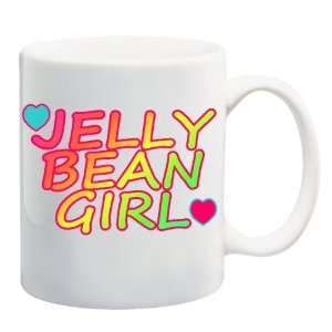 JELLYBEAN GIRL Mug Coffee Cup 11 oz