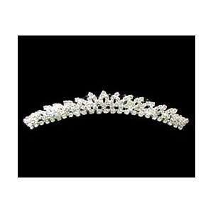 Wedding Bridal Comb Rhinestone Crystal Clusters Hair