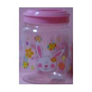 PLASTIC EASTER CONTAINER (32 oz) (C)