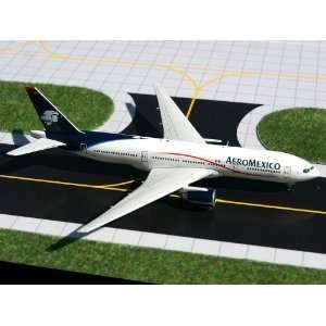 Gemini Jets Aeromexico B777 200 Model Airplane Everything