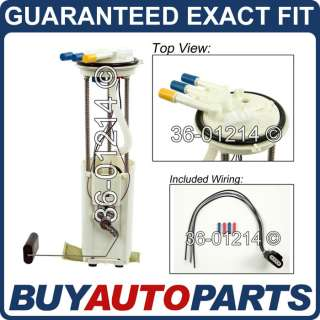 NEW FUEL PUMP ASSEMBLY CHEVY ASTRO VAN GMC SAFARI 97 99