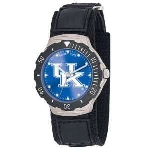 Kentucky Wildcats Game Time Agent Velcro Mens NCAA Watch