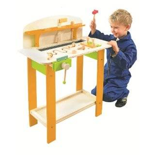 Melissa & Doug Wooden Project Workbench Toys & Games