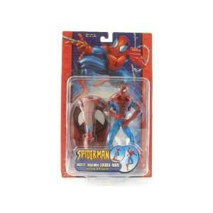 Rocket Launching Spider Man Toys & Games