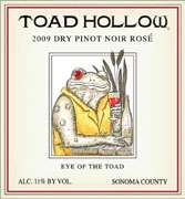 Toad Hollow Eye of the Toad Pinot Noir Rose 2010