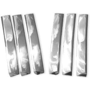New Land Rover Range Rover Side Vent Covers   Chrome 06 7