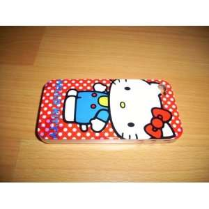 Iphone 4 Hello Kitty hard Case Cover~ship from USA~ (Att & Verizon)