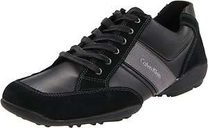 Mens Barber Black Casual Sporty Fashion Lace Up Sneakers Shoes