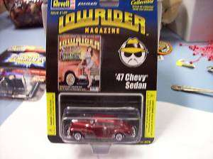 Revell Lowrider Magazine 47 Chevy Sedan #149