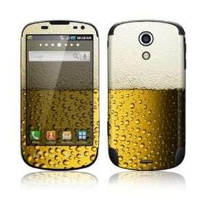 Samsung Epic 4G Skin Decal Sticker   I Love Beer