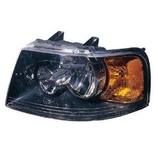 2003 2006 Ford Expedition LED Halo Projector Headlights /w Amber