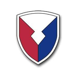 United States Army Material Command Patch Decal Sticker 3
