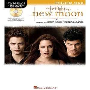 Twilight   New Moon   Instrumental Folio   Tenor Sax Book