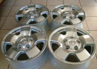 2007 2011 Toyota Tundra 18 OEM Factory Wheels Rims