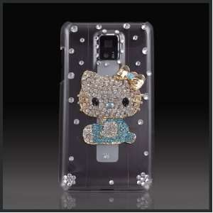 Hello Kitty crystal case cover for LG Optimus G2x Tmobile P990 Cell