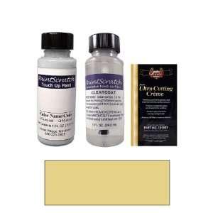 1 Oz. Citrus Gold Metallic Paint Bottle Kit for 2000 Ford