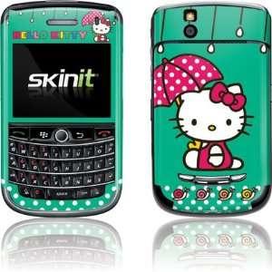 Hello Kitty Polka Dot Umbrella skin for BlackBerry Tour