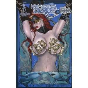 Tarot Witch of the Black Rose #70B Comic Book Jim Balent Books