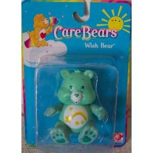 Care Bears Wish Bear 3 Figurine 2002 oys & Games