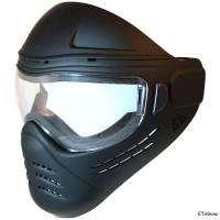 Paintball Tactical Full Face Black Tactical Mask Phantom