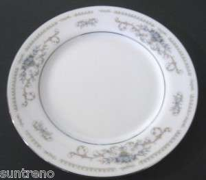 FINE PORCELAIN CHINA OF JAPAN DIANE BREAD PLATE