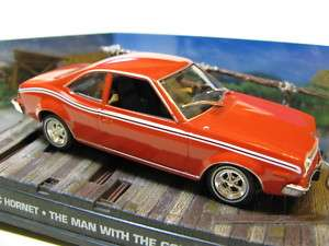 43 AMC Hornet hatchback with V8 (1973) James Bond 007