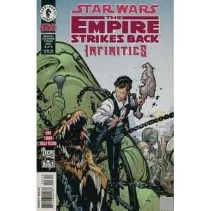 Star Wars Empire Strikes Back #3 Infinities Land. Fabbai