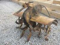 Garden Tractor Allis Chalmers Simplicity Rear 32 Garden Tiller
