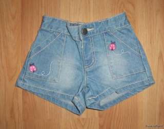 Gymboree Cape Cod Cutie Denim Jean Shorts U CHoose Size12 18 18 24 2T