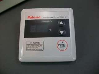 Refurbished 7.4 GPM Paloma Tankless On Demand Indoor Heater Propane