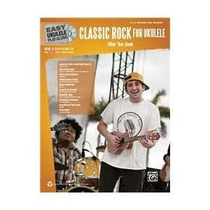 Play Along Classic Rock Book & CD (Standard) Musical Instruments
