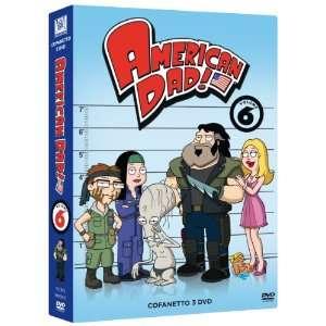 American Dad #06 (3 Dvd): Movies & TV