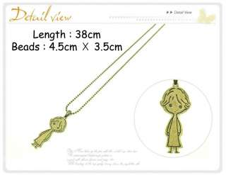 Anticque Necklace Fashion jewelry long Necklace for women and girls