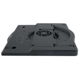 SYBA Notebook Stand with Cooling Fan Cooler Stand For Laptop 12 17