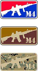 AR AR15 AR 15 M4 black rifle sticker decal vinyl