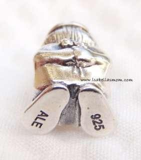 NEW Authentic PANDORA 925 Silver CLOWN Charm Bead RETIRED #79397