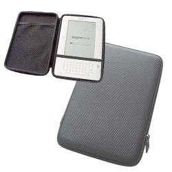 SKQUE Kindle Wi Fi 3G Black Travel Storage Rugged E.V.A Case