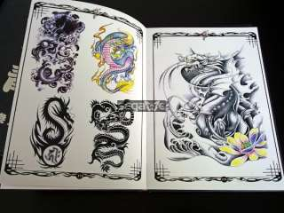 Tattoo Flash Book Sketch Magazine 1 5 Vol Whole With CD