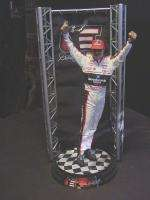 DALE EARNHARDT SR #3 ACTION FIGURE DOLL MCFARLANE flag Nascar 2003 New