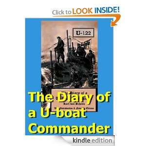 The Diary of a U boat Commander Sir Stephen King Hall