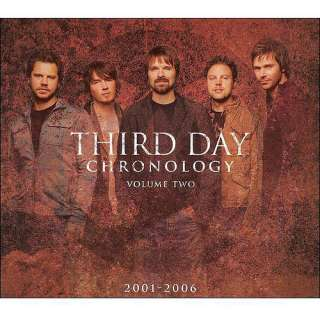 Chronology, Vol. 2 (CD/DVD), Third Day Christian