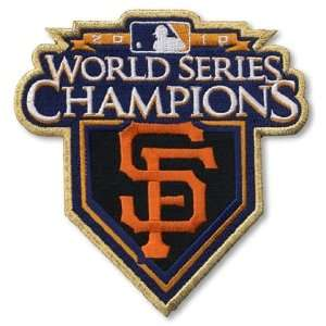 Patch Pack   2010 San Francisco Giants World Series Champions Ring