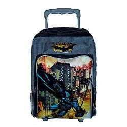 Batman Rolling Backpack